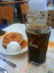 アイスコーヒーは150円