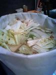野菜がはいりました