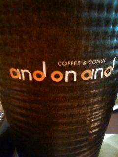 コーヒーカップ(紙製)
